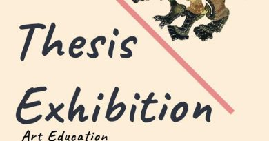 10-17.ตค.61 นิทรรศการแสดงผลงานของนักศึกษาหลักสูตรสาขาวิชาศิลปศึกษา ชั้นปีที่ 5 ณ หอศิลป์ศรีวิชัย มรส.